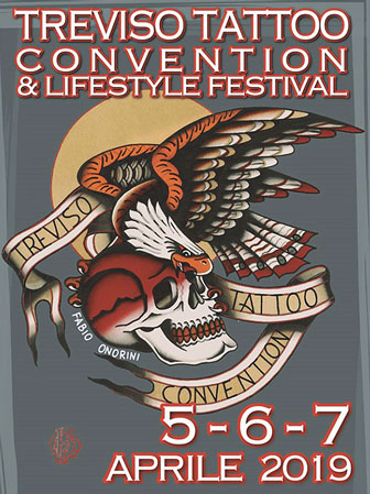TREVISO TREVISO TATTOO CONVENTION