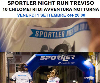 SILEA SPORTLER NIGHT RUN TREVISO