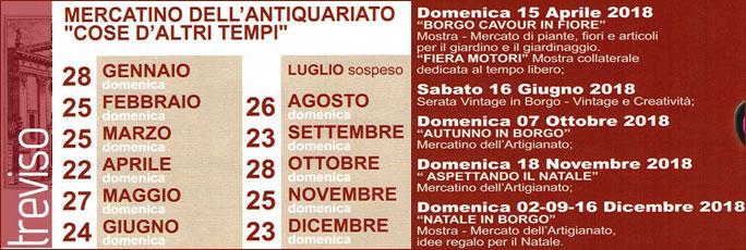 Treviso eventi calendario degli eventi a treviso oggi for Mercatino dell usato treviso