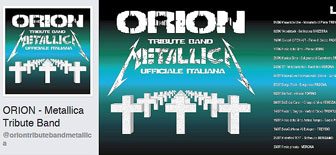 ORION METALLICA TRIBUTE