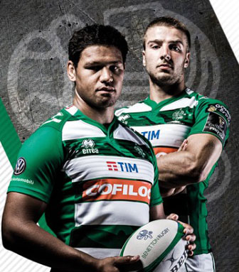 2017 2018 BENETTON RUGBY TREVISO news