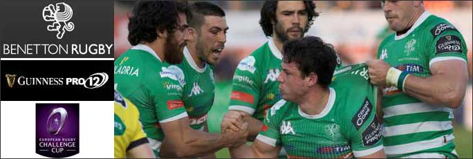 2016 2017 TREVISO BENETTON RUGBY