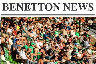 RUGBY BENETTON TREVISO news